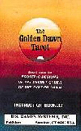 The Golden Dawn Tarot deck