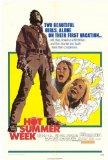 Hot Summer Week Movie Poster (11 x 17 Inches - 28cm x 44cm) (1972) Style A -(Kathleen Cody)(Michael Ontkean)(Dianne Hull)(Ralph Waite)(John McMurtry)
