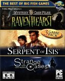 Hidden Object Adventure 3 Pack (Ravenhearst, Serpent of Isis & Strange Cases)