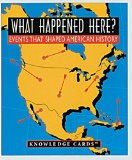 What Happened Here? Events That Shaped American History Knowledge Cards™