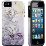 Via Voottoo iPhone 5 Tough Vibe Case By Case-mate (Custom Art: Queen of Swords By Stephanie Pui-Mun Law)