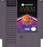 Taboo The Sixth Sense (NES Game)