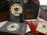 Old Style Conjure Cards Deluxe Reading Set