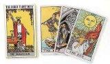 Rider-Waite tarot deck (DRIDWAI2TA) -